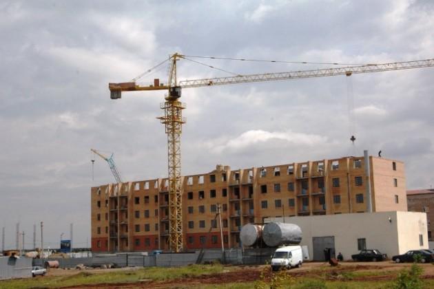 Казахстанских военнослужащих обеспечивают жильем