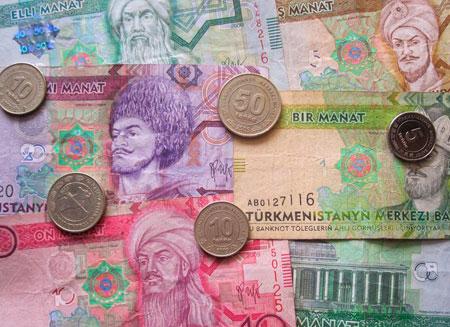 В Туркмении ввели ограничения на снятие денег
