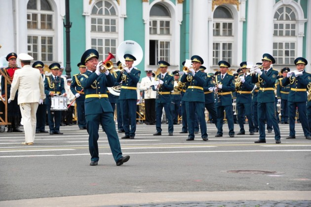 В столице Казахстана впервые состоится фестиваль военных оркестров