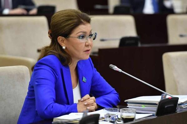 Дарига Назарбаева заступилась за казахстанских экспортеров