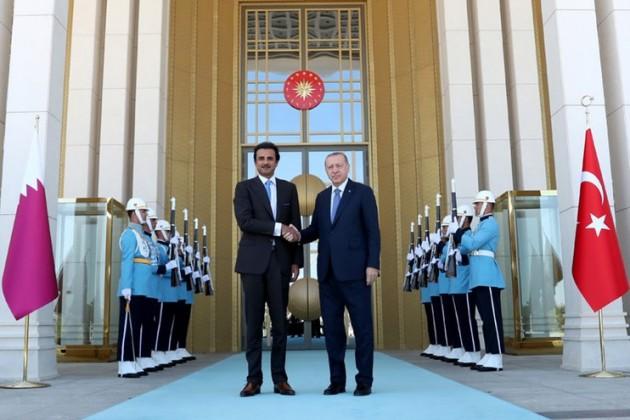 Катар вложит $15млрд вэкономику Турции