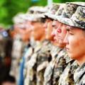 В Казахстане проходит осенняя призывная кампания
