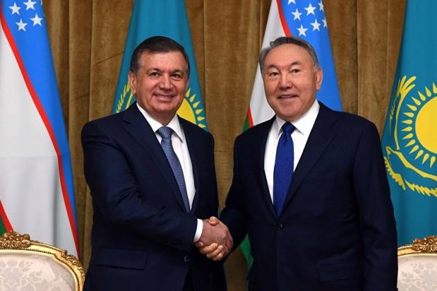 Астана иТашкент обсудили перспективы сотрудничества