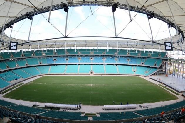Стадион ЧМ-2014 будет носить название спонсора
