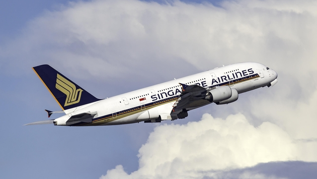 Мировой рейтинг авиакомпаний возглавила Singapore Airlines
