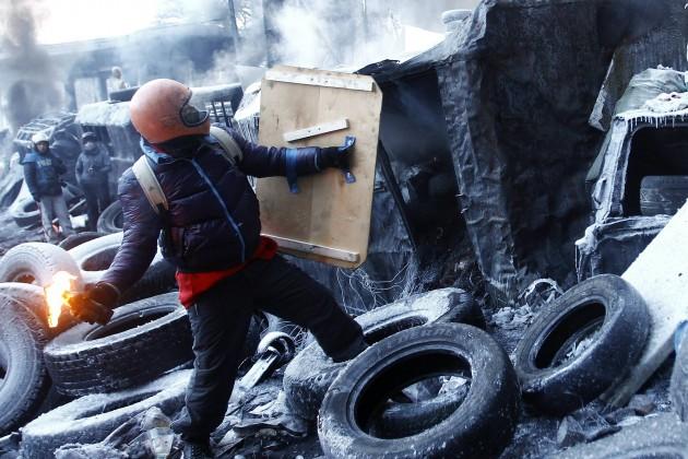 На киевском Майдане ожидают провокаций