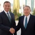 Нурсултан Назарбаев: Казахстан открыт для польских бизнесменов