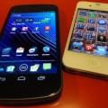 Доля iOs на рынке смартфонов упала ниже 15%