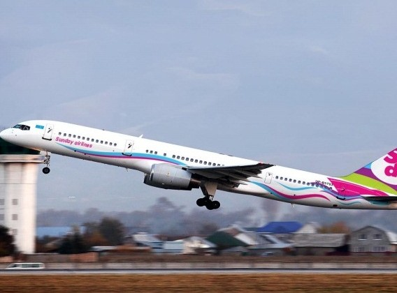 SCAT будет выполнять чартерные рейсы под новым брендом