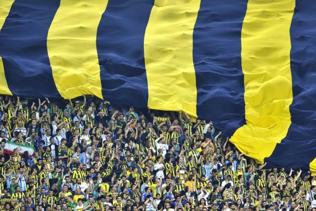 «Фенербахче» и «Бешикташ» отстранены от участия в еврокубках