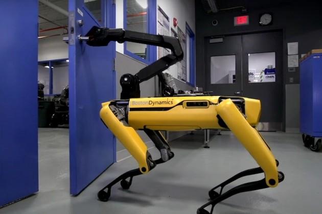 Boston Dynamics начнет продавать роботов в2019году