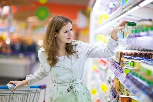 Покупательский спрос смещается всторону больших магазинов исетей