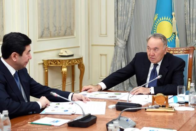 Президент дал поручения по застройке Караганды