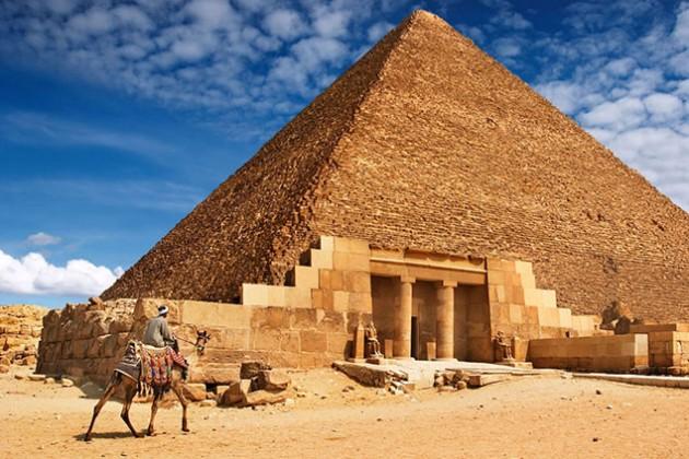 Египет потеряет до 70% турпотока