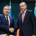 Реджеп Эрдоган пригласил Нурсултана Назарбаева посетить Анкару
