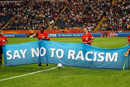 УЕФА планирует ввести дисквалификацию за проявление расизма