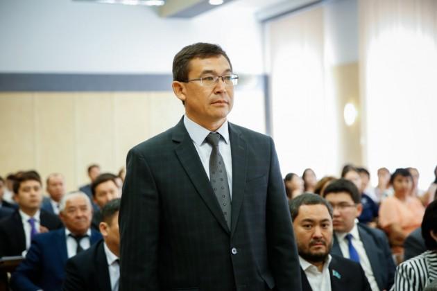 Назначен глава управления сельского хозяйства Атырауской области