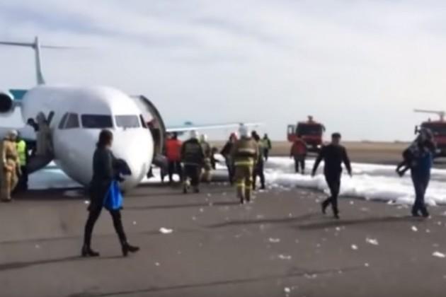 Генпрокуратура взяла под контроль расследование авиапроисшествия