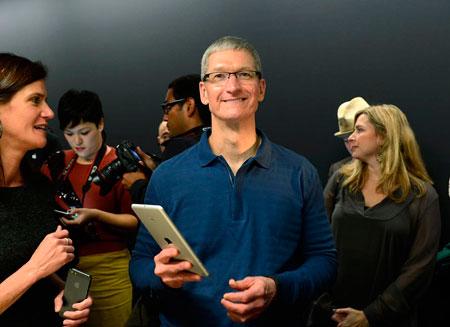 В уклонении от налогов подозревают Apple