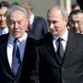 Нурсултан Назарбаев обсудил сВладимиром Путиным встречу вСочи