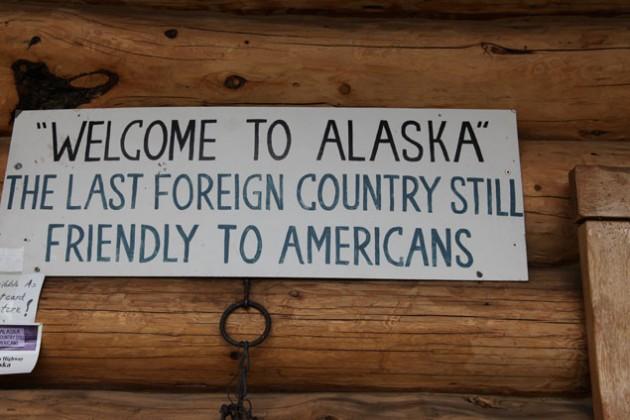 За возвращение Аляски РФ высказались 20 тыс человек