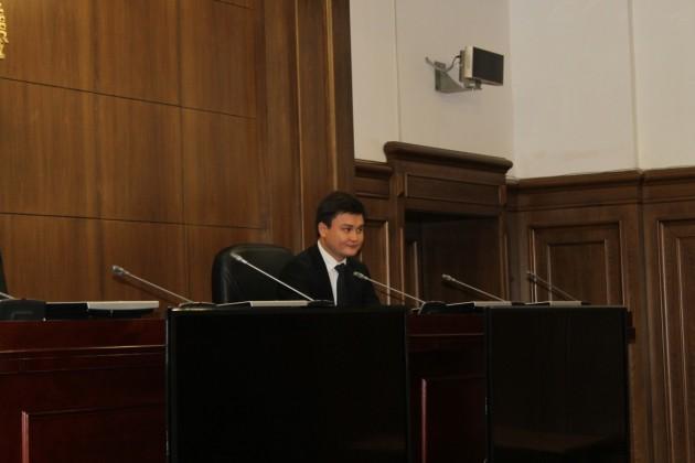Асет Иргалиев назначен вице-министром национальной экономики