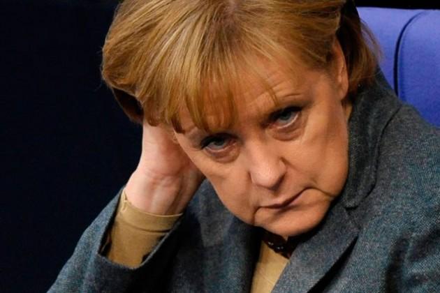 Меркель выступила за сотрудничество с Россией