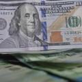 Доллар подешевел до329тенге