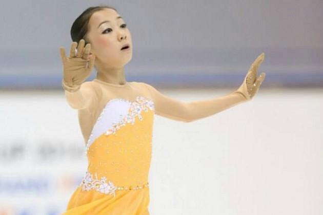 Казахстанская фигуристка заняла 4-е место на юниорском ЧМ