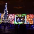Астанчанам подарят грандиозное световое шоу
