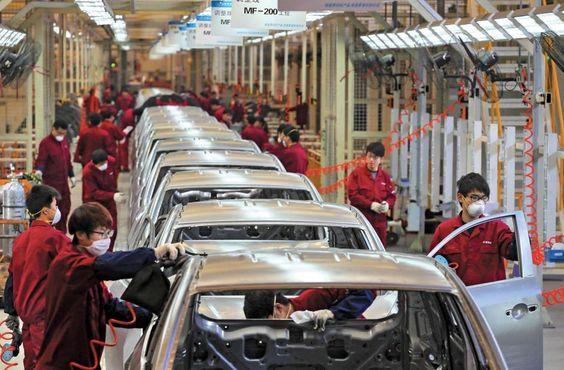 Volkswagen и китайская JAC будут выпускать электромобили