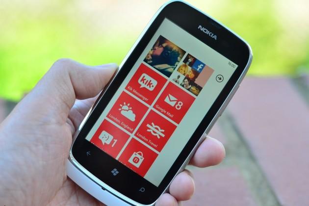 Поставки смартфонов Nokia Lumia выросли на 27%