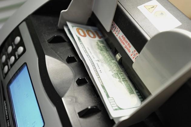 Дневные торги: 377,7 тенге за доллар