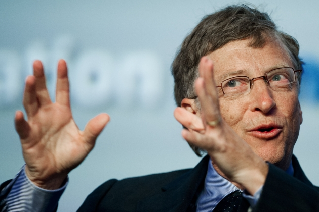 Билл Гейтс подарит беднейшим странам Африки 100 тысяч кур