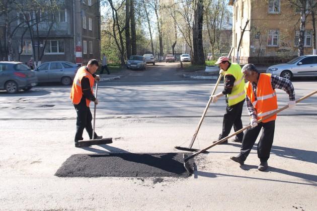 В этом году отремонтируют 1,7 млн квадратных метров дорог