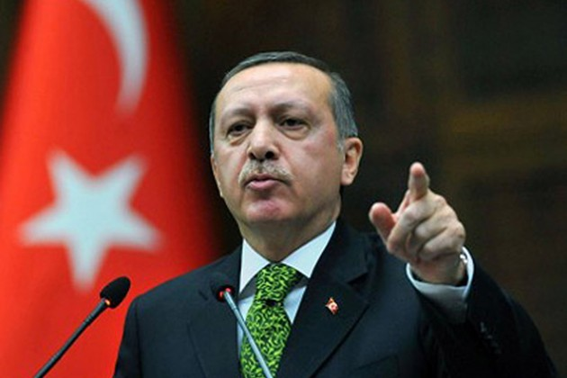 Реджеп Эрдоган объявил опобеде напрезидентских выборах