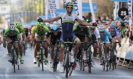 Гонщики «Астаны» финишировали в десятке на этапе «Тура Страны Басков»