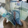 Общая зарплата казахстанцев составила 415 млрд тенге