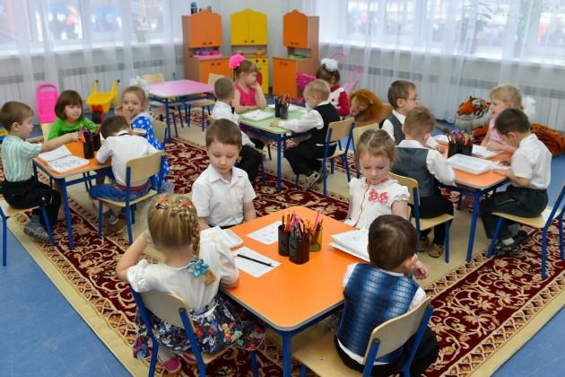 В Петропавловске открылся новый детский сад