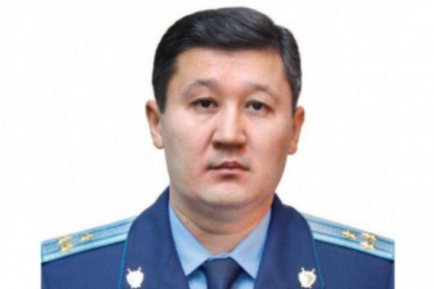 Рашид Амиров стал заместителем прокурора Алматинской области