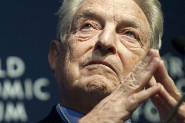 Сорос готов вложить в Украину миллиард долларов