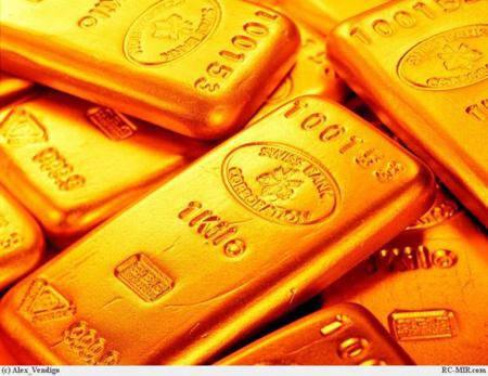 Золото подешевело на фоне укрепления доллара