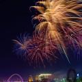 Где посмотреть праздничный фейерверк в Астане?