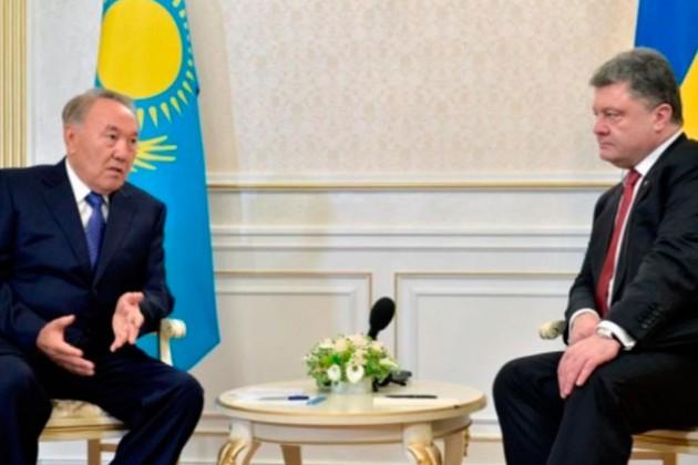 Казахстан готов оказать гуманитарную помощь Украине