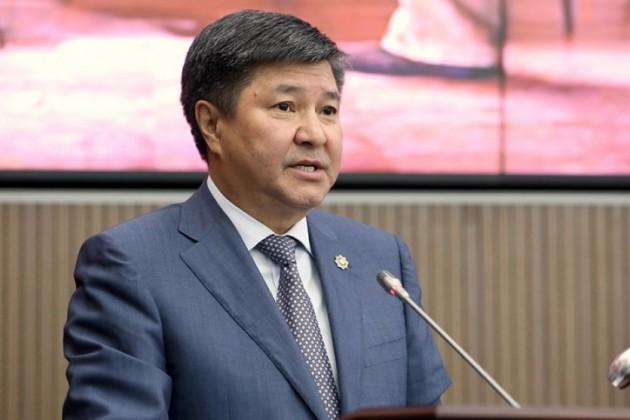 Жакип Асанов стал председателем Верховного судаРК
