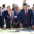 Президенту представили проект административного центра Туркестана