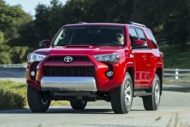 Toyota представила 4Runner