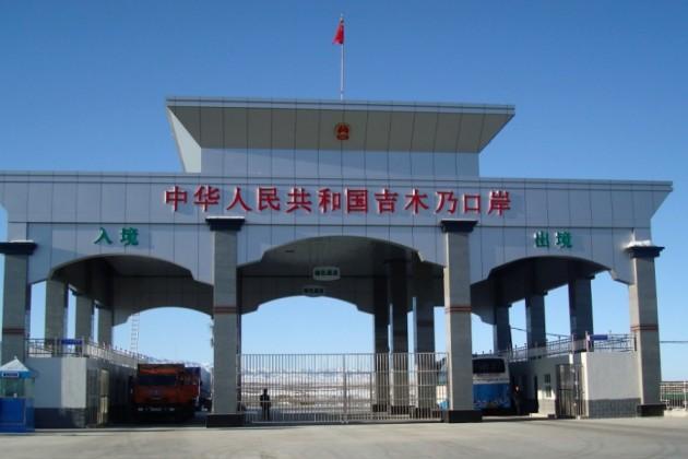 В феврале временно закроют казахстанско-китайскую границу