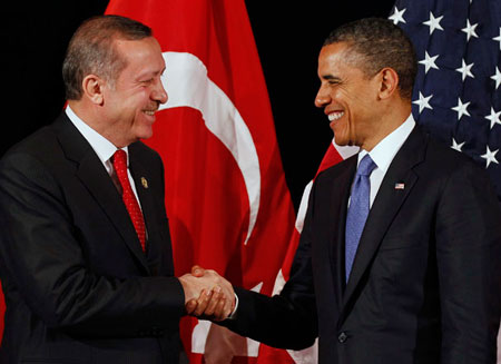Соглашение о свободной торговле подпишут США и Турция
