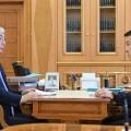 Алихан Смаилов доложил Президенту об исполнении бюджета